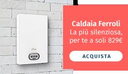 caldaia a condensazione Ferroli