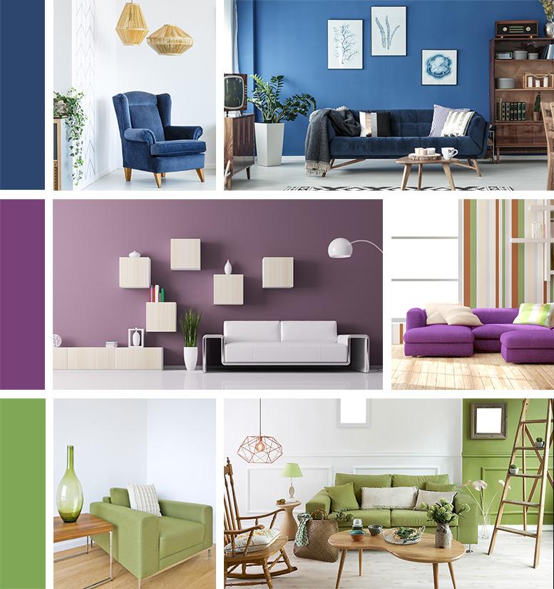 Tendenze arredamento e colori bagno per il 2018 modo d - Colori arredamento casa ...