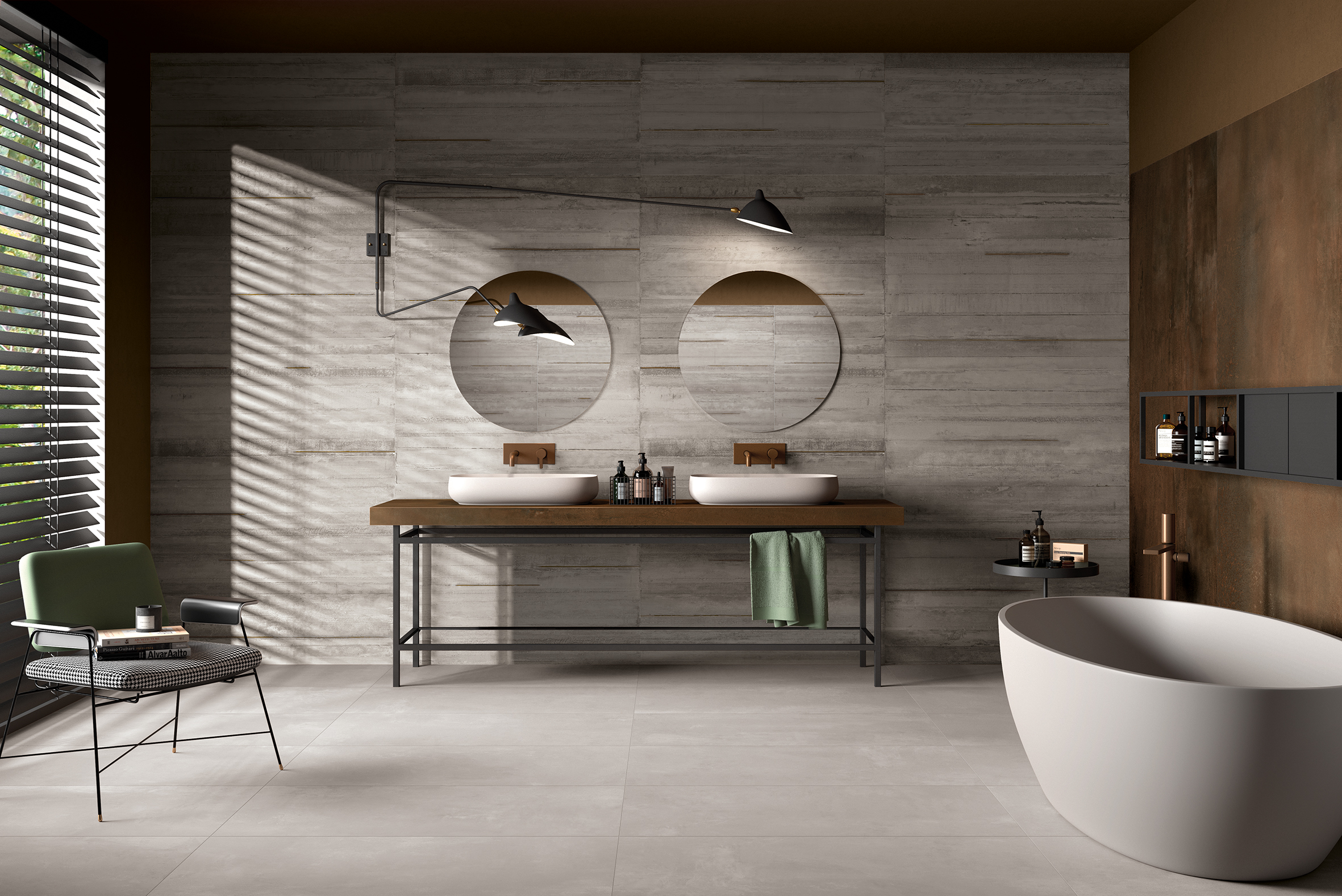Progetto Bath Design di ABK Group