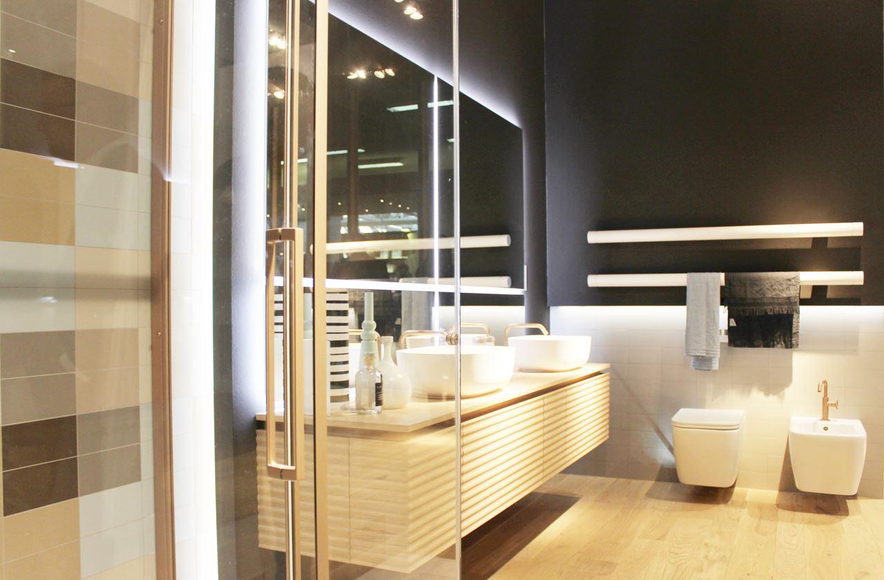 Idea di bagno proposta da IdeaGroup