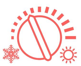icone potenza termica