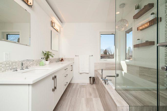 Sala Da Bagno Stile Contemporaneo : Come arredare un bagno moderno modo d