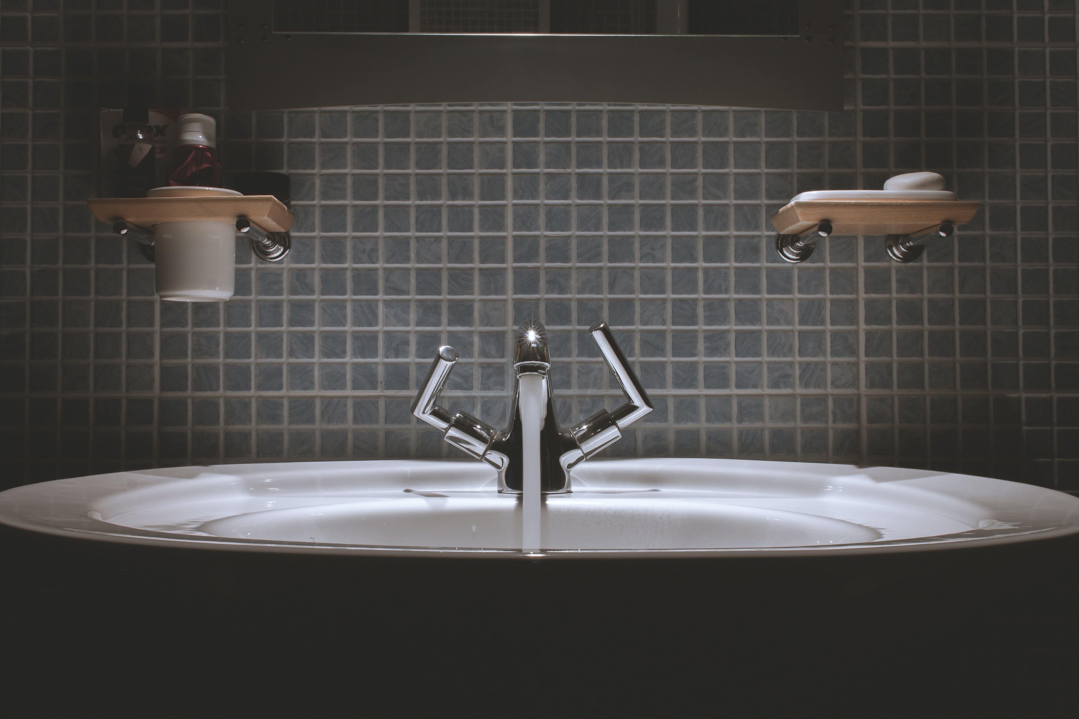 rubinetto bagno di design