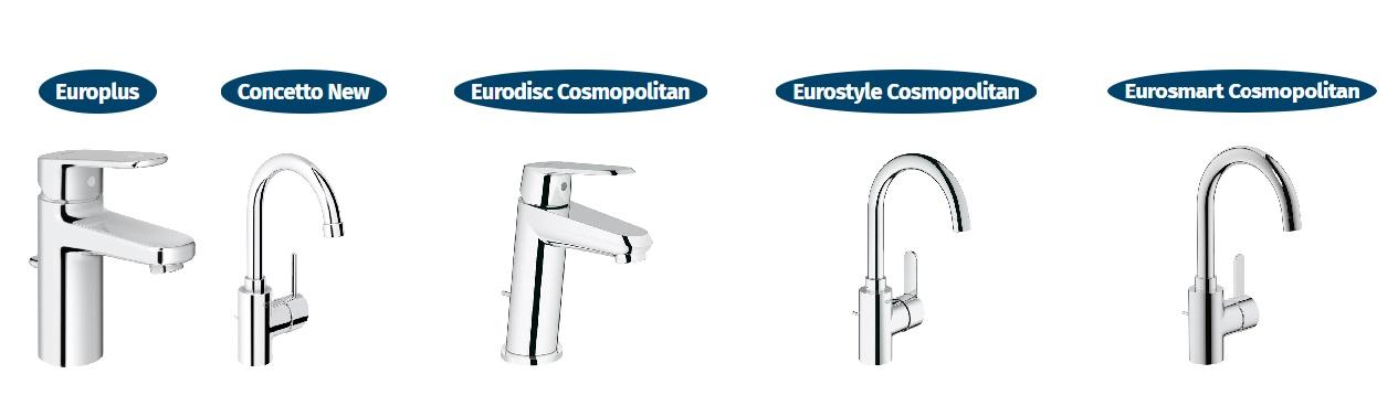 rubinetti a risparmio idrico