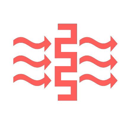 filtraggio dell'aria condizionatore