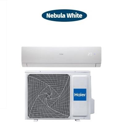 condizionatore haier nebula white