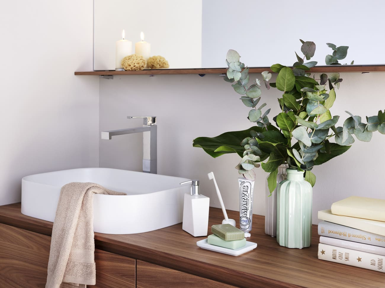 Idee Per Posizionare Mensole come abbellire il bagno in poche mosse | modo d
