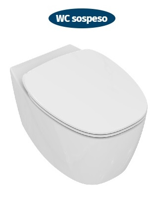 wc sospeso ideal standard dea aquablade