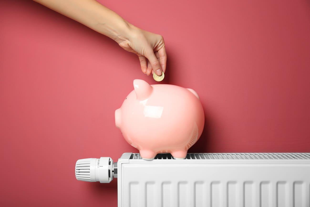 come risparmiare con le valvole termostatiche