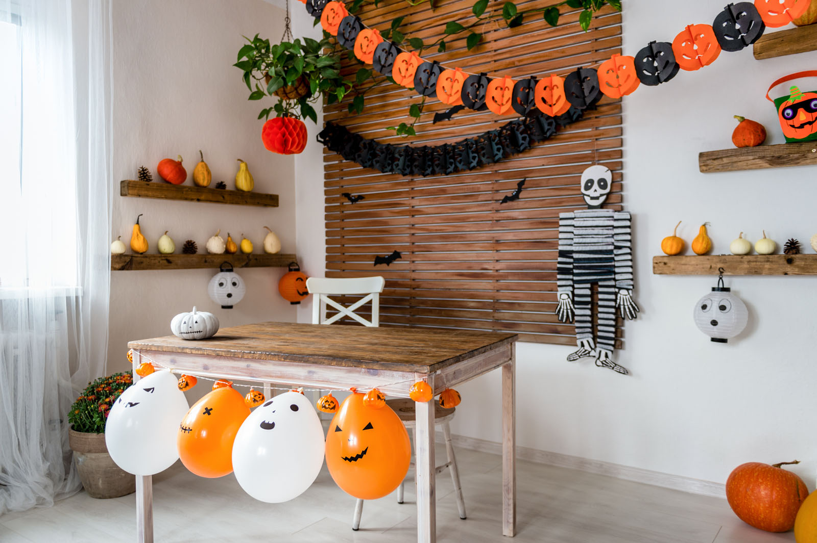 Come arredare casa in stile Halloween