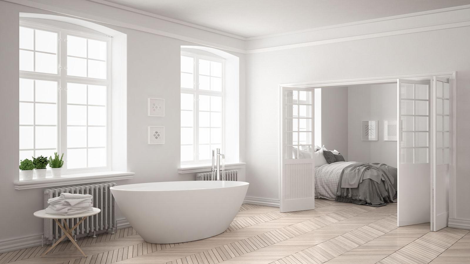Proposte Di Arredo Bagno tendenze di arredo per un bagno in stile nordico | modo d