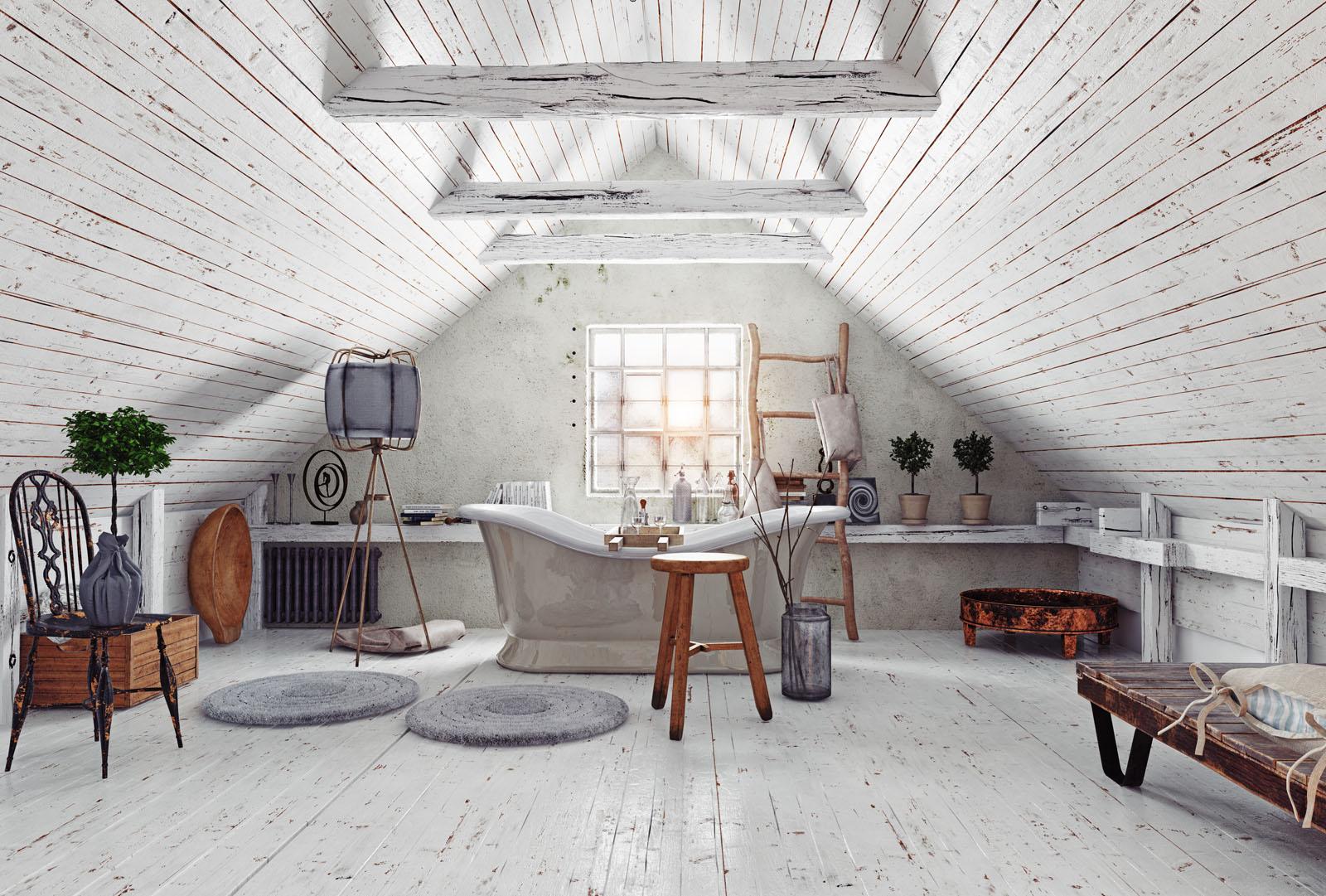 Tendenze di arredo per un bagno in stile nordico