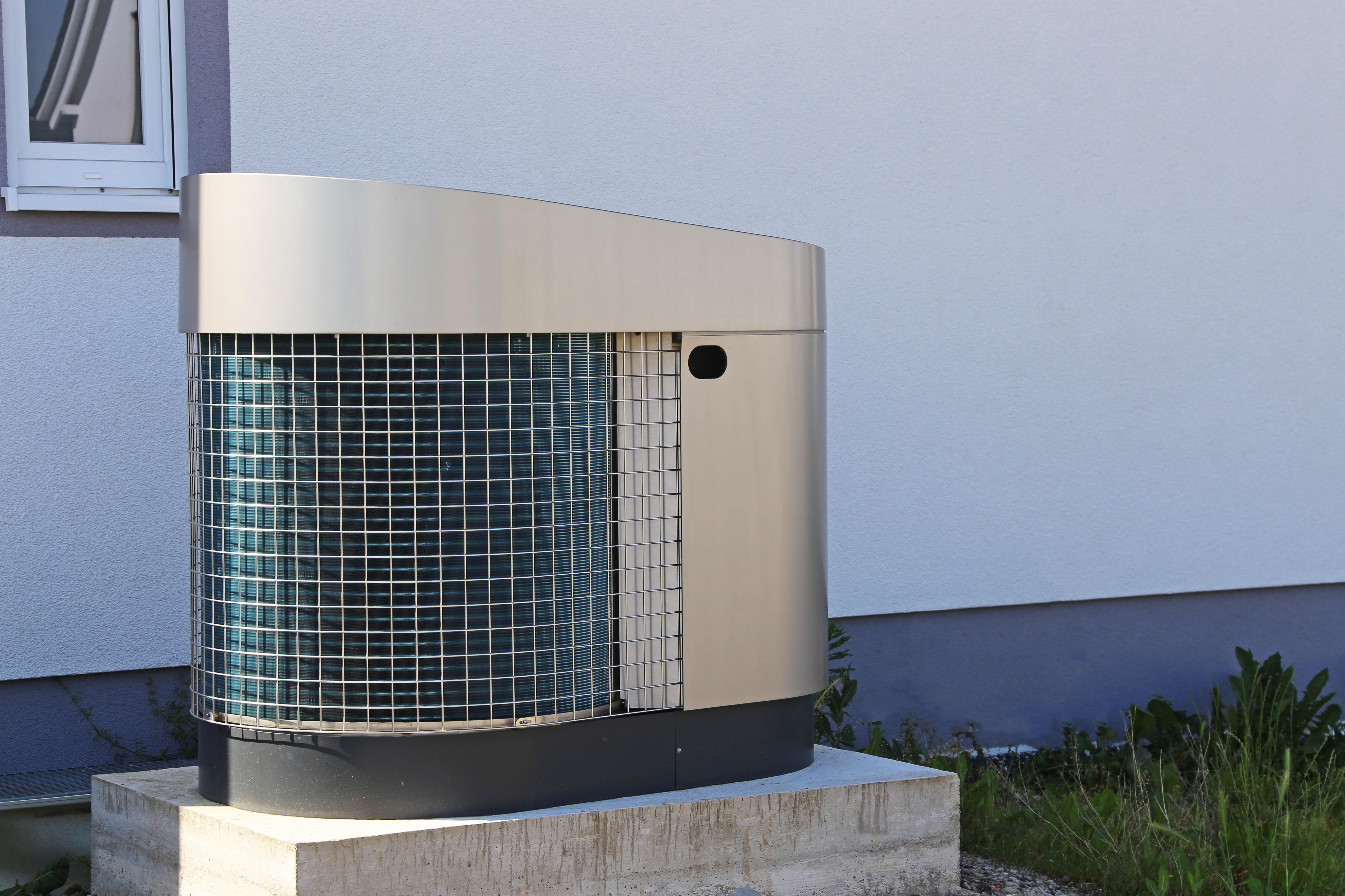 pompa calore geotermica
