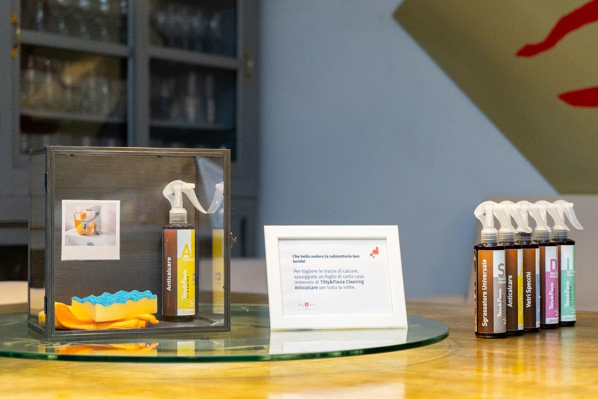 detergenti ecologici vetrina