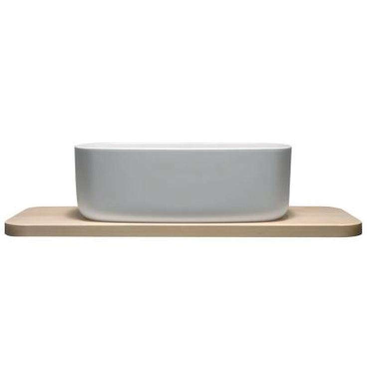 Ever bounce counter lavabo con mensola appoggio