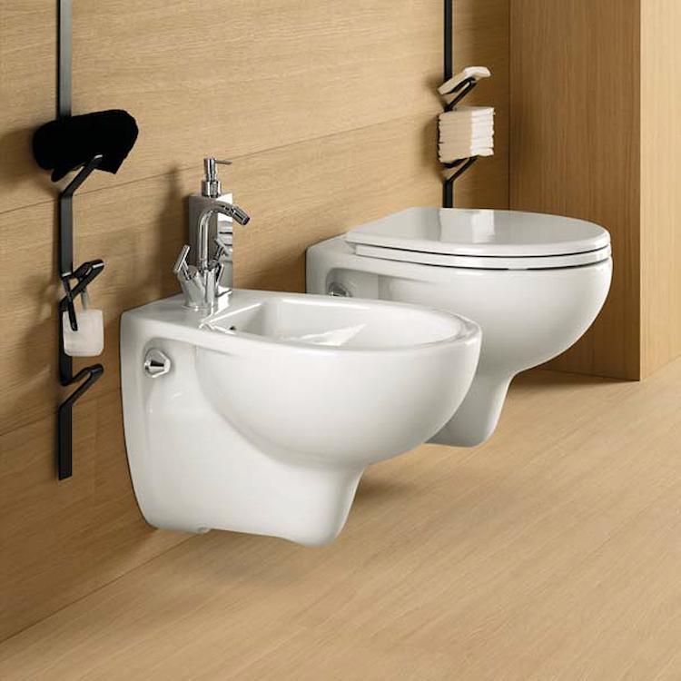 POZZI GINORI OFFERTA WC+BIDET+SEDILE