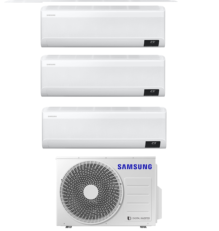 Samsung trialsplit purificatore serie windfree