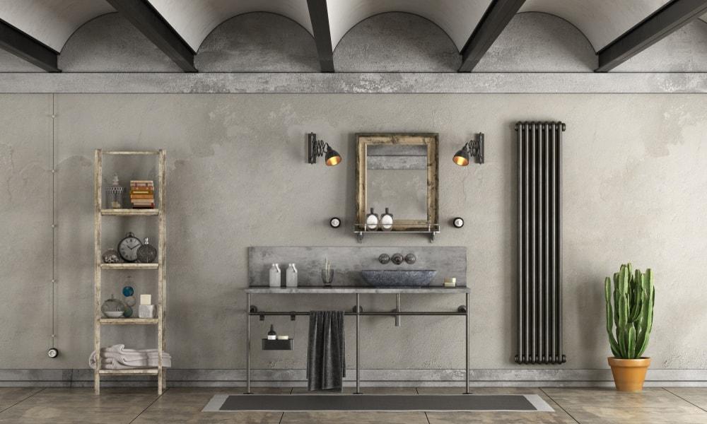 spesso Come arredare un bagno in stile industriale | Desivero WI93