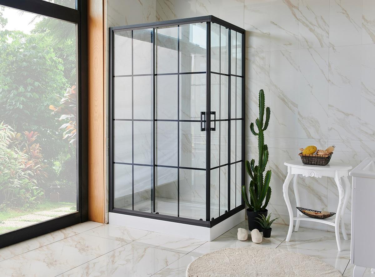Pulire vetro doccia